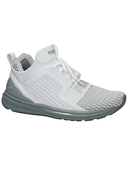 Puma Shoes - Ignite Limitless C white grey  Amazon.co.uk  Shoes   Bags 646effbf2