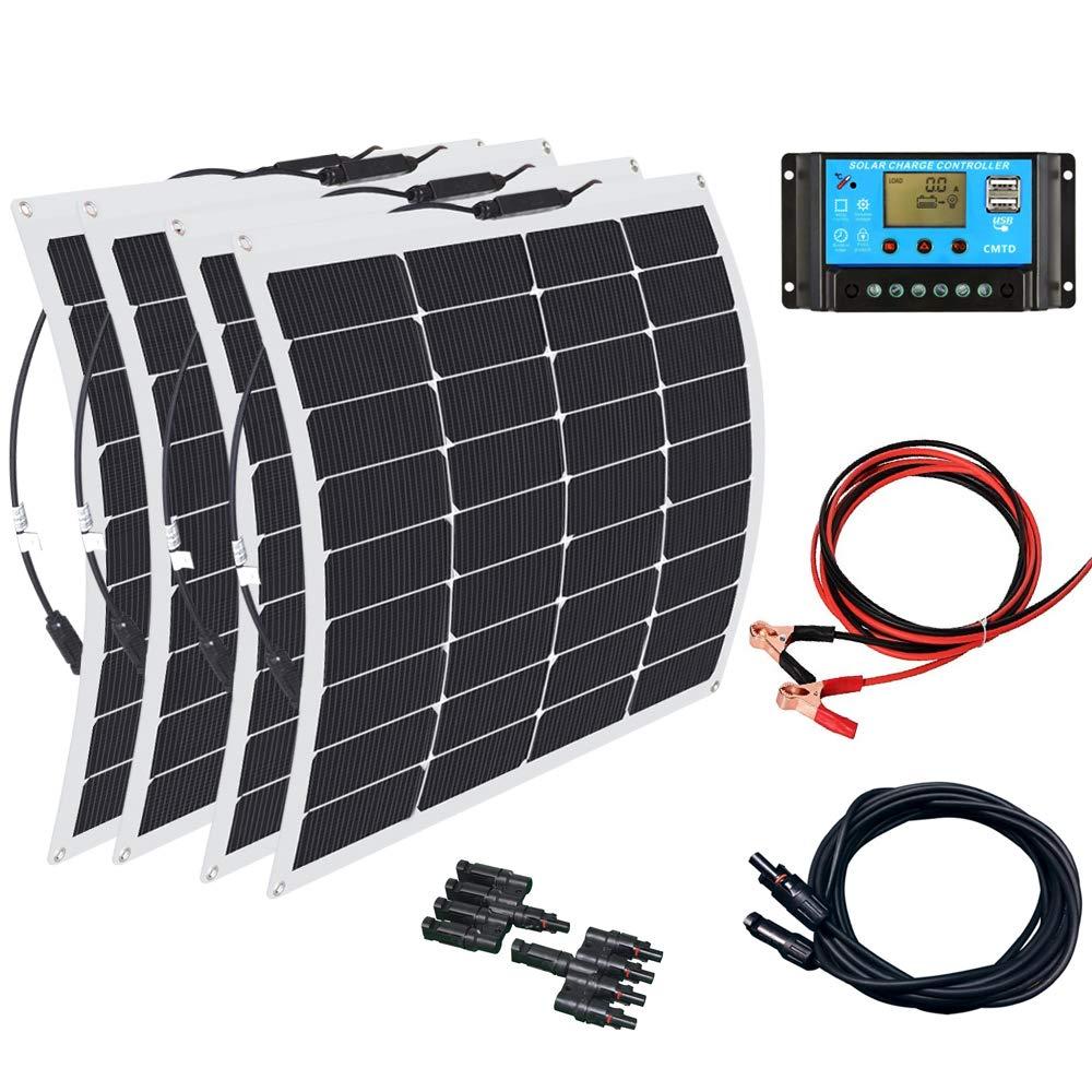 ー品販売  XINPUGUANG 250W ポータブル電源 5*50W RV 18V 12V ソーラーパネル ソーラーチャージャー 30A B07BRPMWHJ PWM 液晶表示画面チャージコントローラー 太陽光発電 高変換効率 12V ポータブル電源 RV ボート キャビン テントソーラー充電器 (5*50W) B07BRPMWHJ 4*50W 4*50W, ミサキマチ:5d2433af --- itourtk.ru