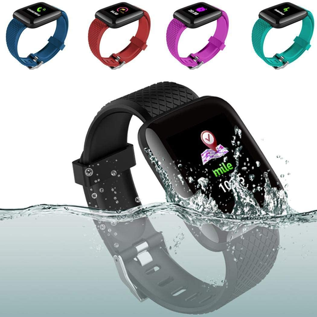 Smartwatch impermeable Kloius (5 colores) por sólo 7,99€ con el #código: ZRAVP8GR
