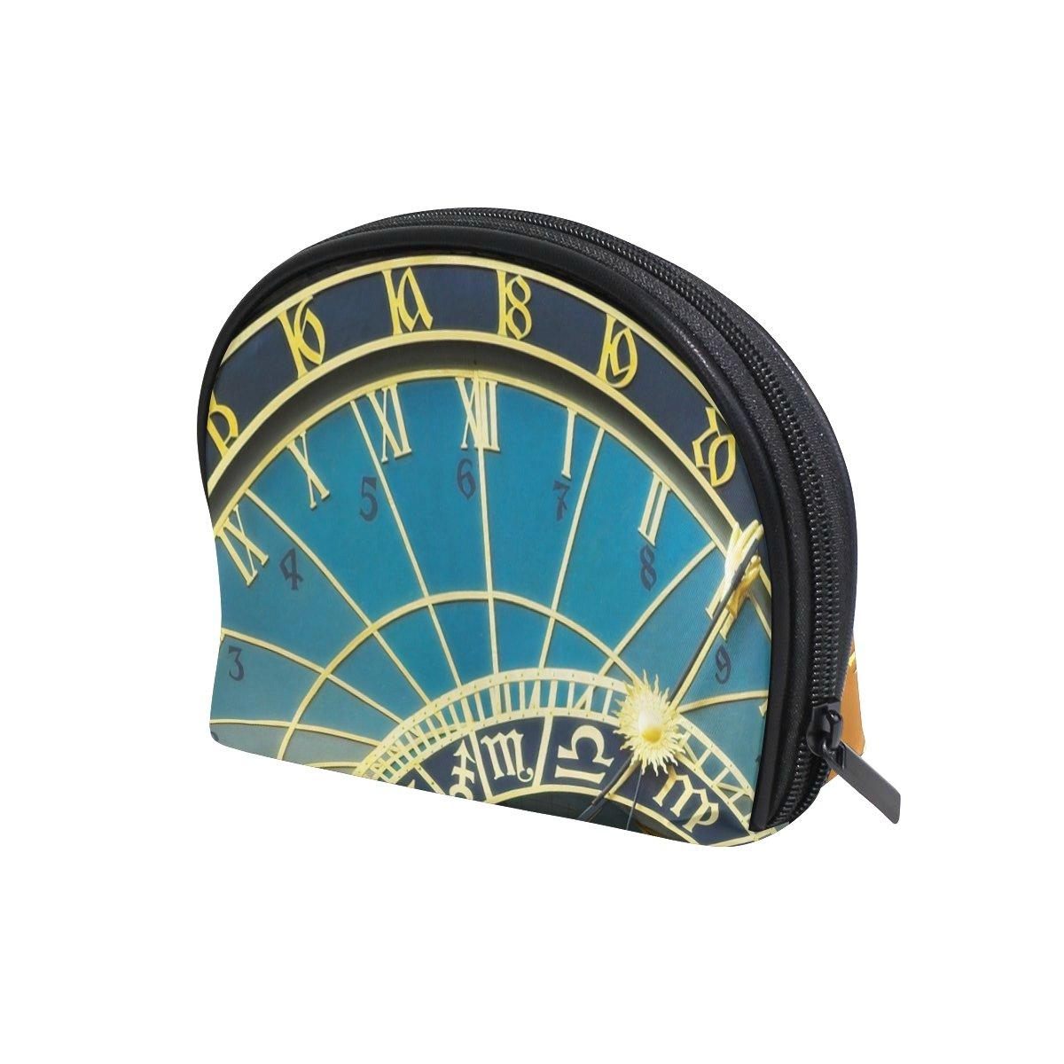 Amazon.com: lorvies reloj astronómico cosméticos bolsa de ...
