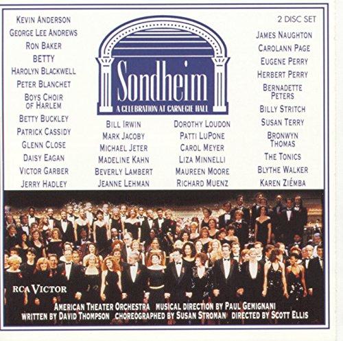 Sondheim: A Celebration at Carnegie Hall (Concert Cast Recording (1992)) (Broadway At The)