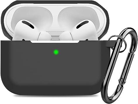 Amazon Com Compatible Airpods Pro Case Cover Silicone Protective