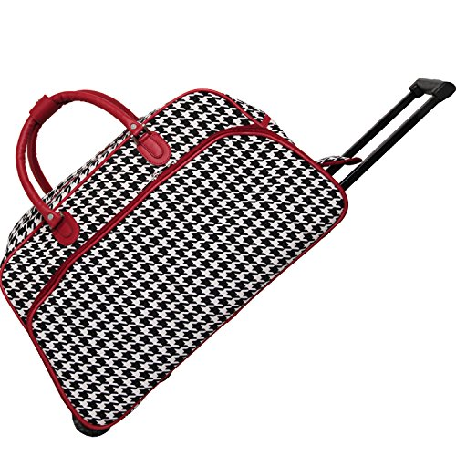 Rolling Duffel Carry On Bag - 7