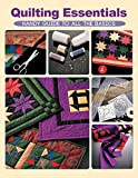 quilting essentials - Quilting Essentials: Handy Guide to All the Basics