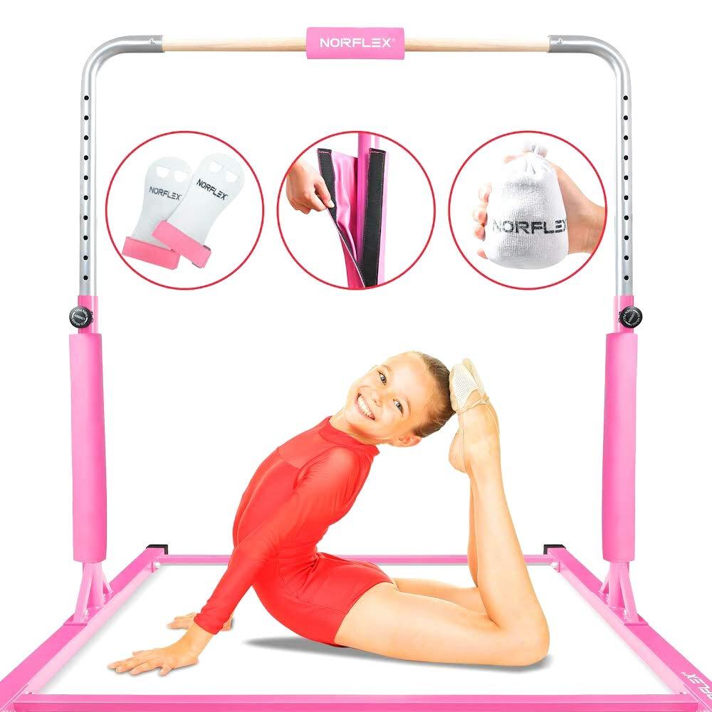 Norflex Gymnastics Bars For Home Use