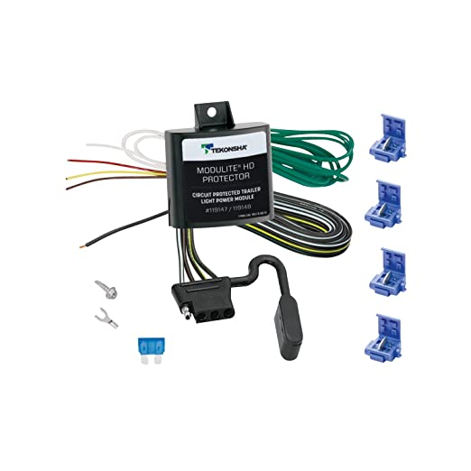 61hiehLUgVL._SX522_ amazon com tekonsha 119147 modulite hd protector trailer light 14494 wiring harness at mifinder.co