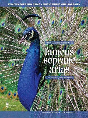 Famous Soprano Arias - 1