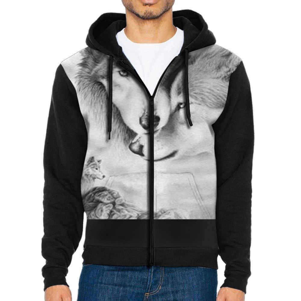 Mars Sight Sweatshirt Mens B01C8FWF8O Full Zip Up Hoodie Jacket With Pocket