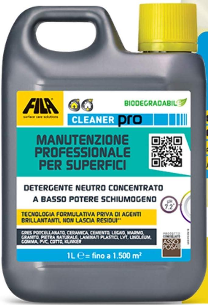 Fila Cleaner Universalreiniger 1 Liter Baumarkt