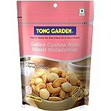 Tong Garden Salted Cashewnuts Mixed Macadamia, 140g