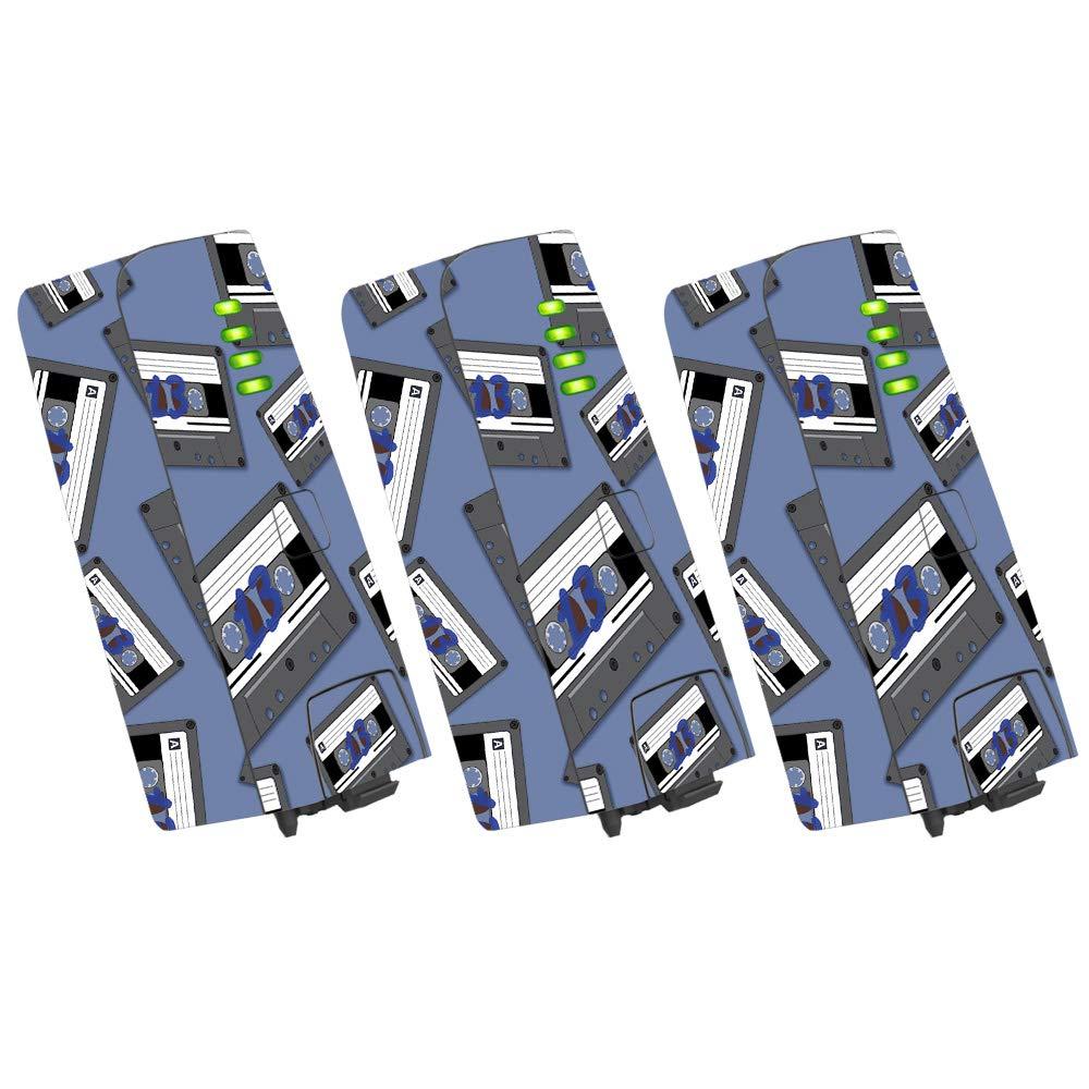 【オープニングセール】 MightySkins 13 スキンデカール ラップ Parrot Anafi ドローン用 ステッカー 13 ステッカー アニメファン, 3 pack Of Battery Skin Only, PAANABAT-Why So Serious B07H9HR6BL 3 pack Of Battery Skin Only|Tape 13 Tape 13 3 pack Of Battery Skin Only, スイーツジュエリーマーケット:8be755fa --- rsctarapur.com
