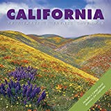 California 2017 Wall Calendar