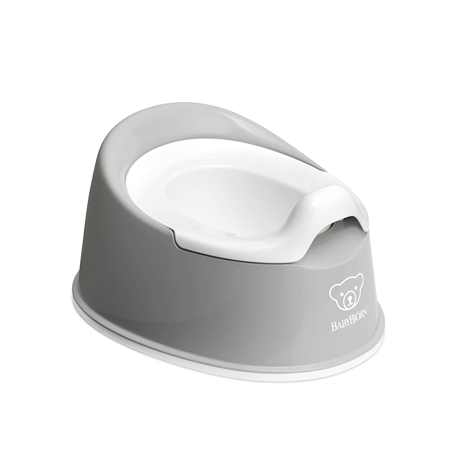 BABYBJÖRN Smart Potty, Gray/White