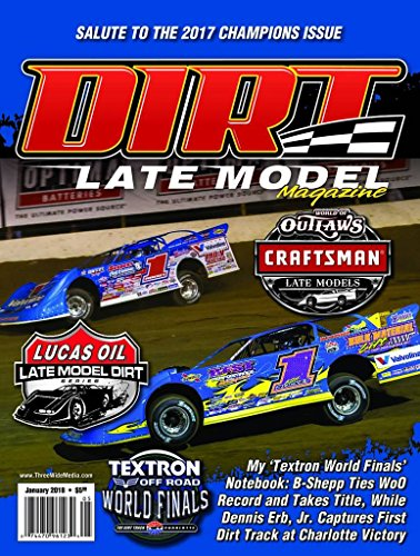 Circle Track Magazine (DIRT Late Model)