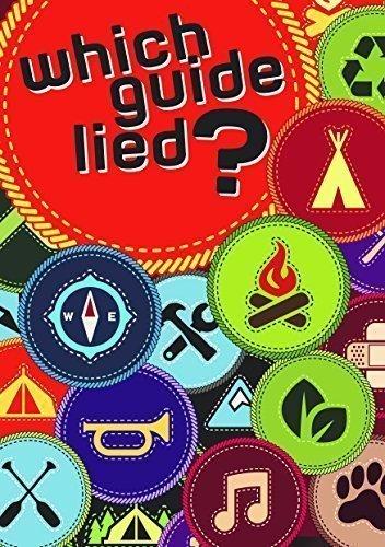 Red Herring Games Cual Guía Lied ? - 20 Jugador Juego de Misterio ...
