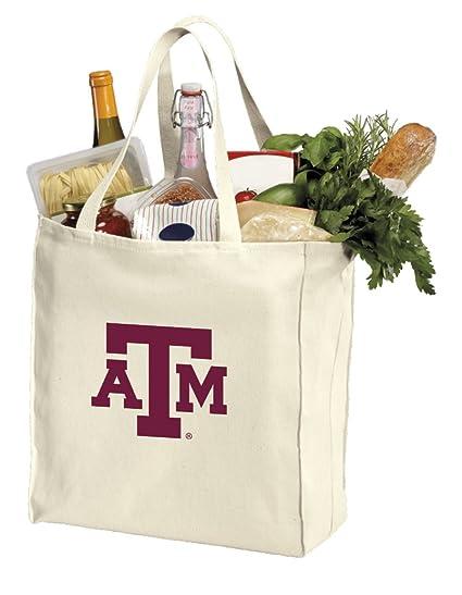 Amazon.com: Texas A & M reutilizables bolsas o Texas A & M ...