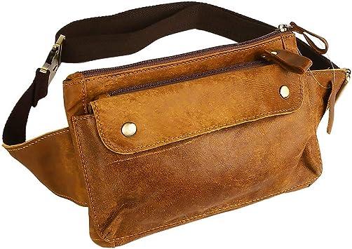 Cute Running Cow Sport Waist Bag Fanny Pack Adjustable For Run