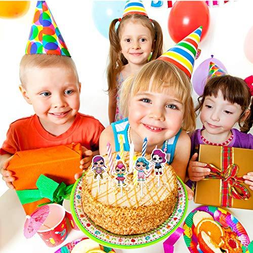 Comprar Decoración para Cumpleaños lol surprise - Decoración de Cumpleaños lol surprise