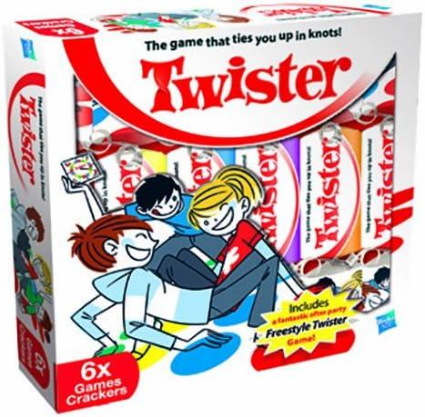 International Greetings - Mini Juego de Mesa navideño basado en Twister (6 Unidades, 30,5 cm): Amazon.es: Hogar
