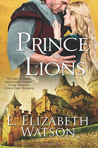 Prince Lions E Elizabeth Watson product image