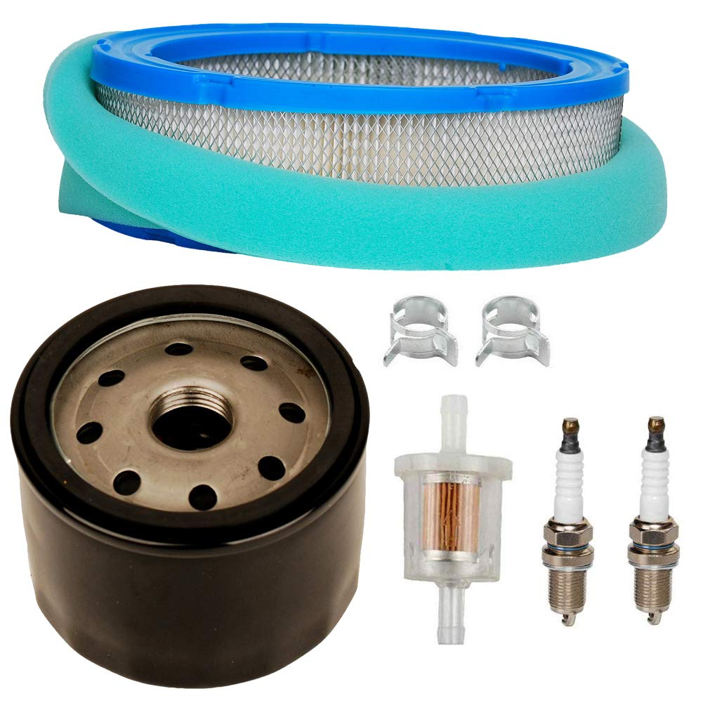 jjdd air filter oil filter fuel filter with spark plug vanguard fuel filter vanguard fuel filter #14