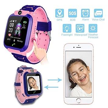 Tutmonda Smart Watch GPS gsm Localizador de Pantalla táctil SOS ...