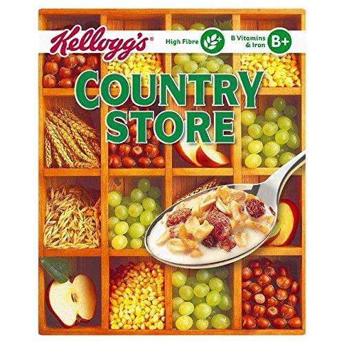 Kellogg's Country Store Luxury Wholesome Muesli - 750g by Kellogg's (Image #1)