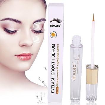 2632e378be0 Eyelash Serum, Eyelash Growth Serum, Eyelash Enhancer Natural Eyelashes  Concentrated Serum Professional Eyelash Serum