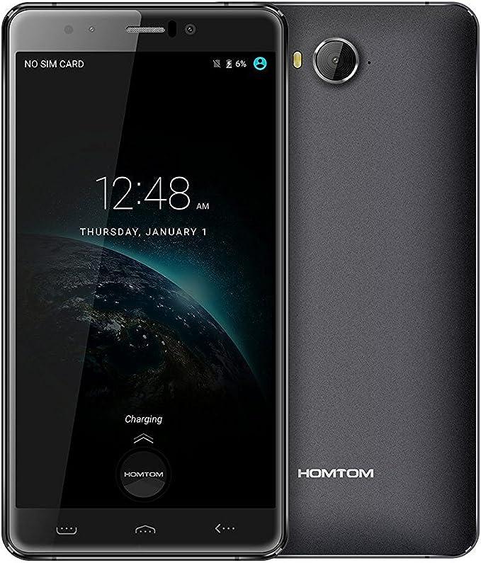 HOMTOM HT10 32GB 5.5 Pulgadas Android 6.0 Teléfono Móvil, MTK6797 Helio X20 Ten Core, 4GB RAM gsm & WCDMA & FDD-LTE: Amazon.es: Electrónica