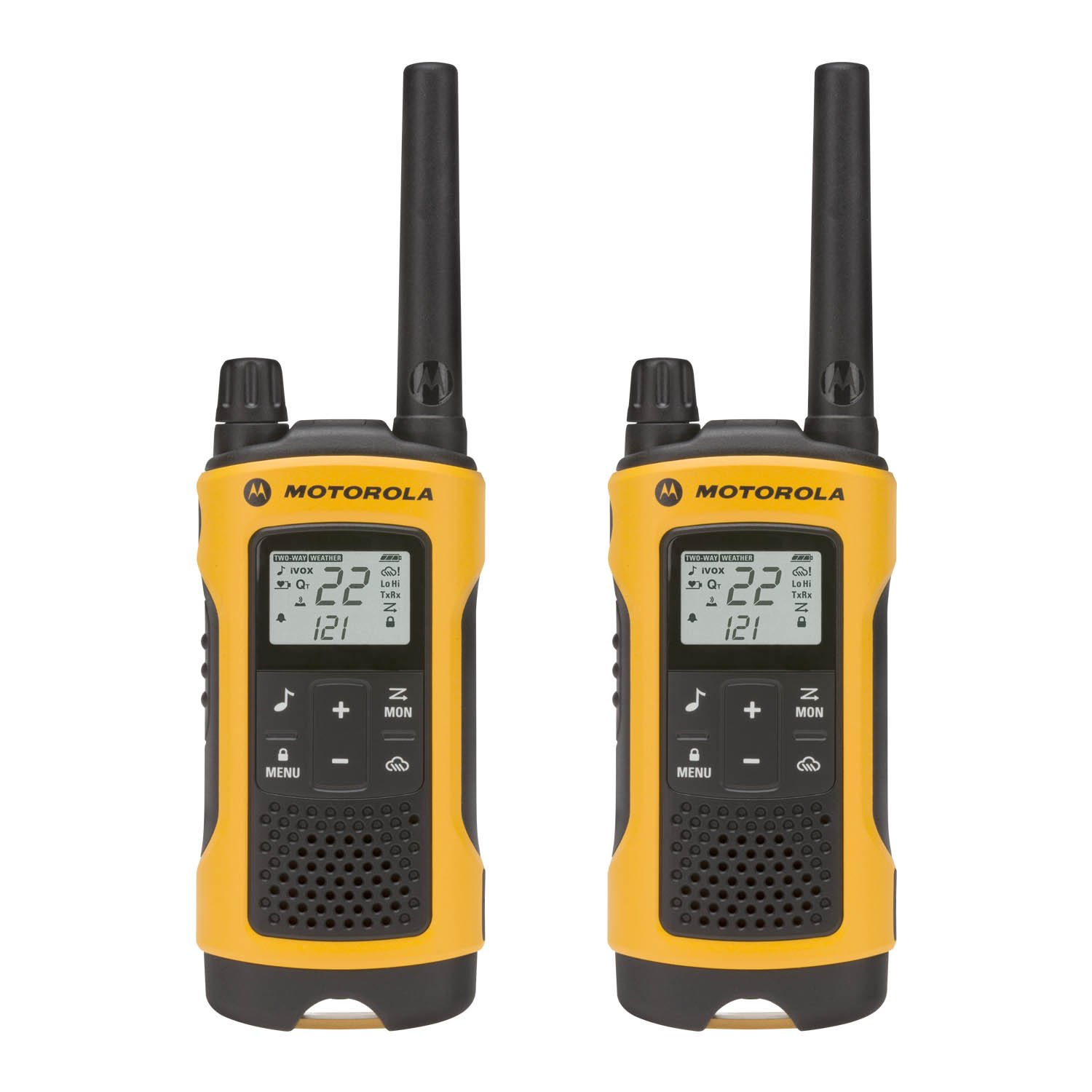 Motorola Talkabout T480 Emergency Preparedness Two-Way Radio