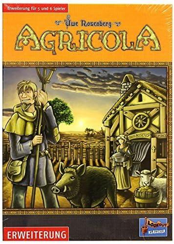 Lookout Games 22160086 – Agricola de tablero, 5 – 6 jugadores ...