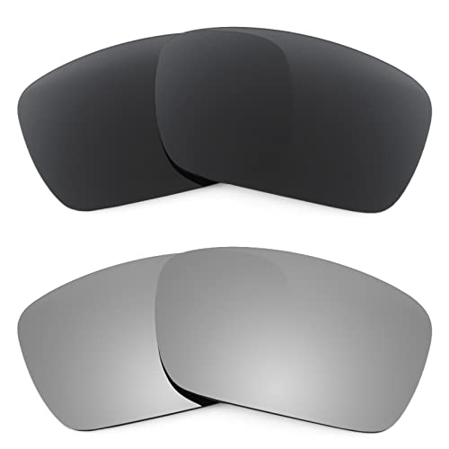 c876273364fed Amazon.com  Revant Replacement Lenses for Oakley Fuel Cell 2 Pair ...