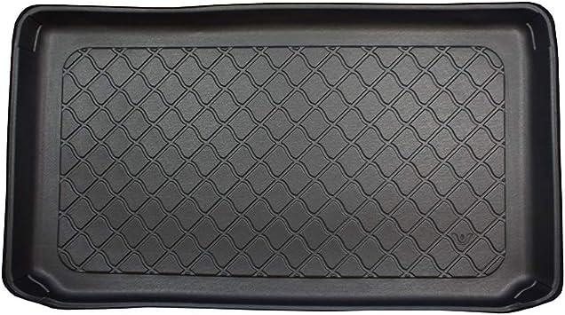 Mdm Kofferraumwanne Mini F55 Ab 03 2014 Kofferraummatten Passgenaue Mit Antirutsch Passend Für Version 5 Turen Erhoehte Ladeflaeche Cod 4956 Auto