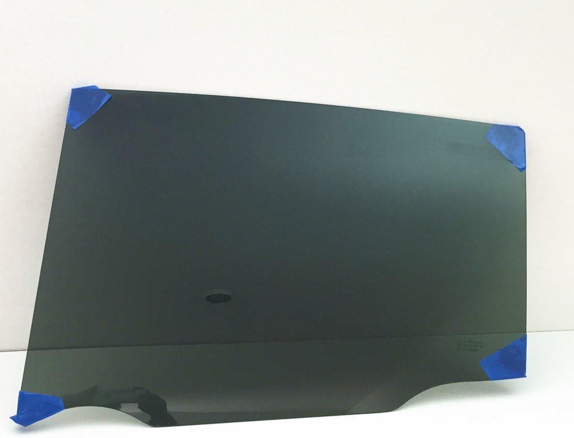 NAGD Compatible with 2006-2012 Toyota Rav4 4 Door SUV Driver Side Left Rear Door Window Glass