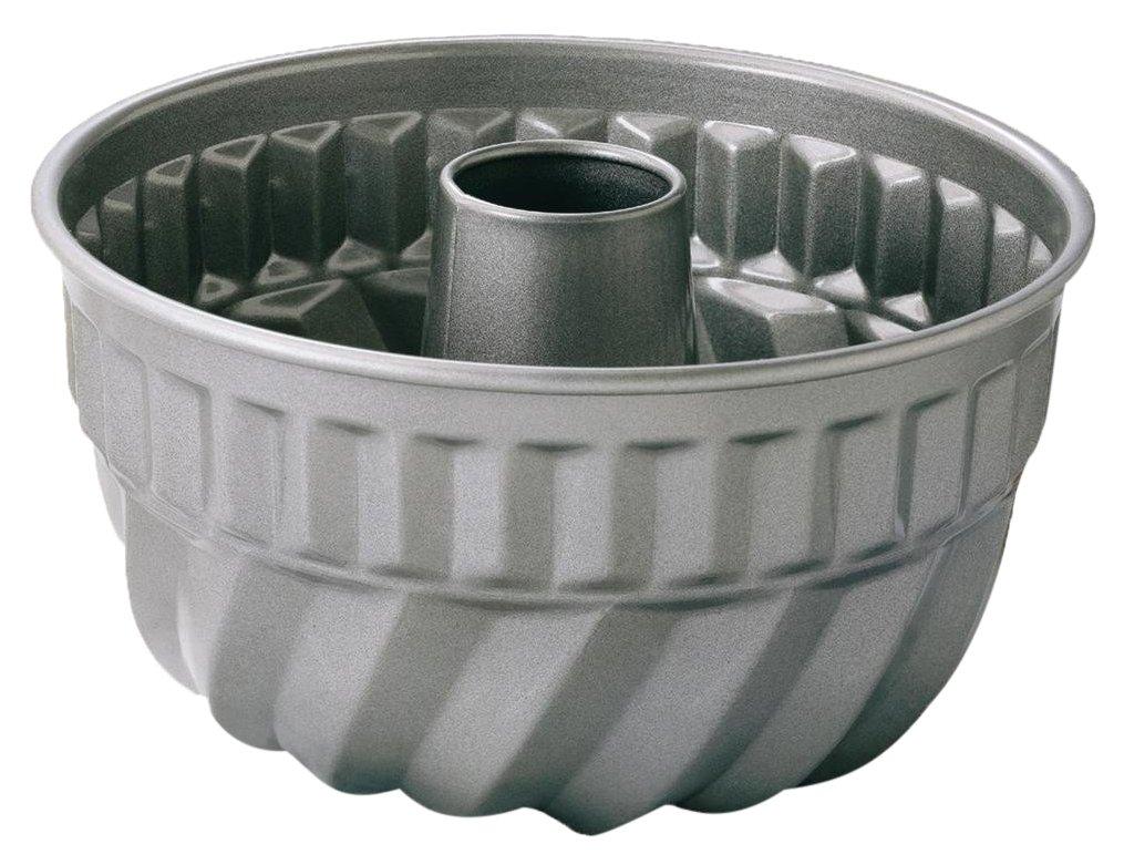 Kaiser La Forme Bundform Pan, Ø 22cm. Very Good Non-Stick Coating, Extra-high, Extra-Heavy, Stable Form Test Manufacturer 23.0073.0400