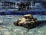 Panzers Tiger I and II, Horst Scheibert, 0887406793