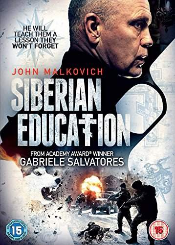 Siberian Education [Blu-ray]