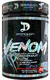 Novo Venom Pré Treino (40 Doses) - Dragon - Fruit Punch