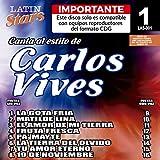 Karaoke: Carlos Vives 1 - Latin Stars Karaoke