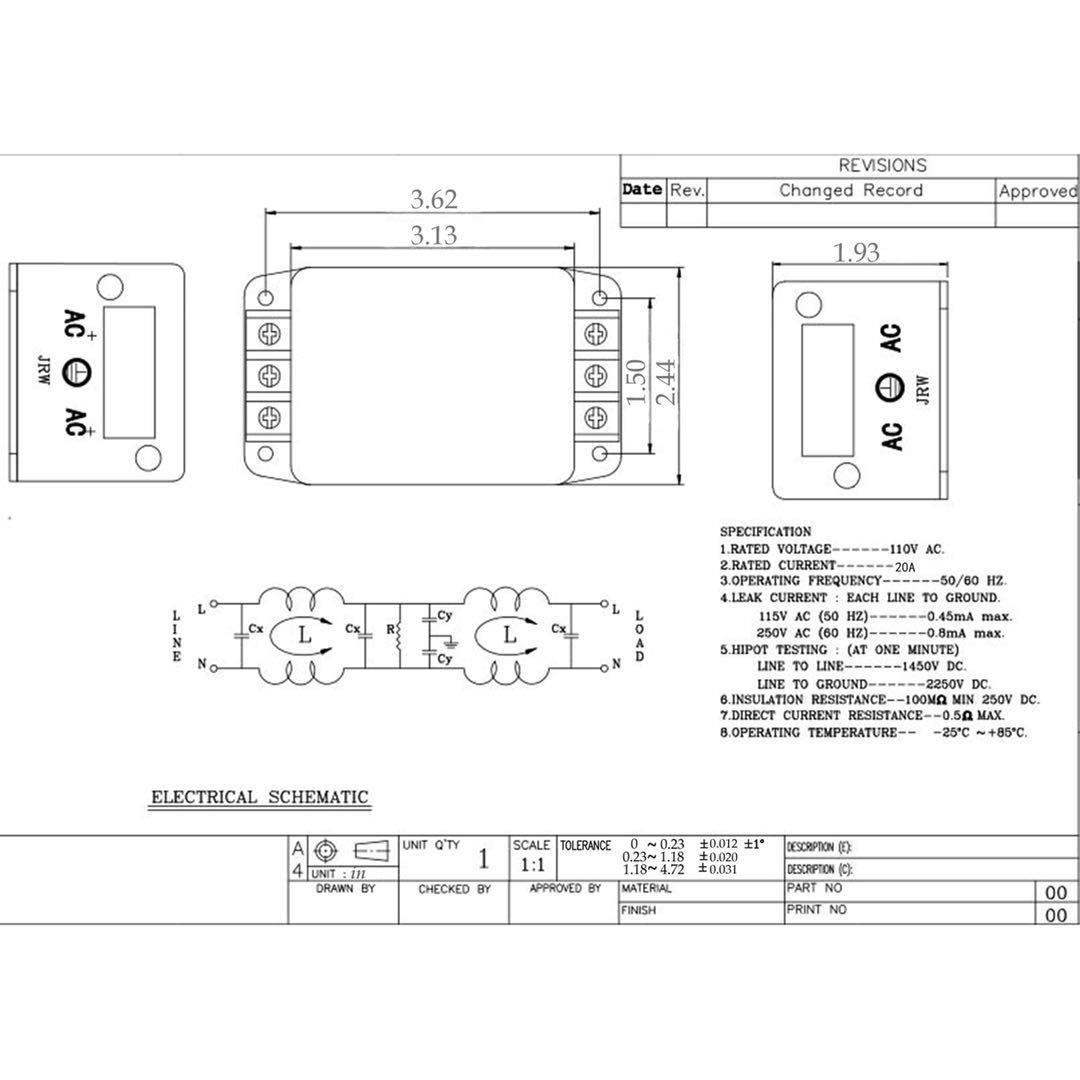 D/&D PowerDrive 263L075 Timing Belt