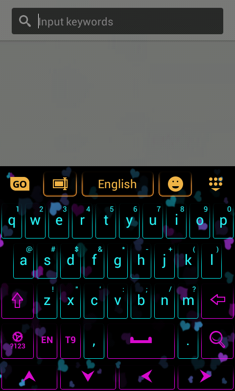 Amazon Com Color Keyboard App Appstore For Android