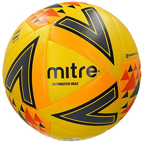 mitre Ultimatch Max Match Soccer Ball
