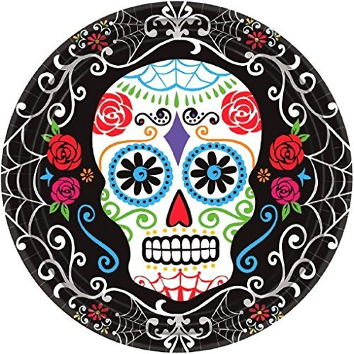 Amscan Day of the Dead Party Supplies]()