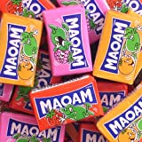 Haribo Maoam Assorted Chewing Candies (10x22g) 7.8oz