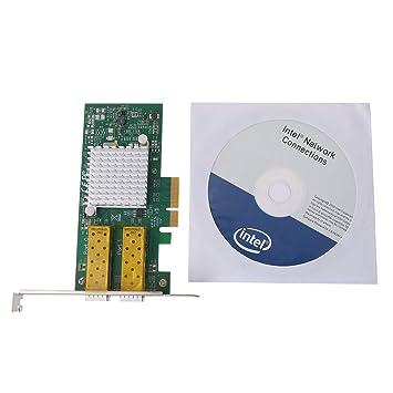 NAOTAI Nii I350 Chip PCI Express Doble Puerto Gigabit ...