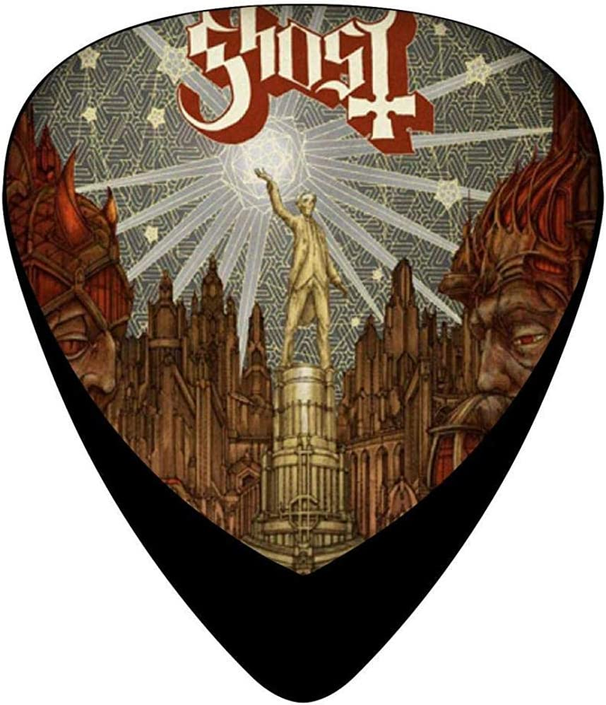 Camiseta Ghost BC Celluloid Plectrums 12-Pack, Púas de guitarra ...