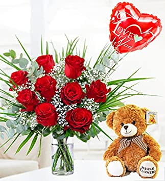 Valentine S Day Bundle Bouquet Valentines Gifts Free Delivery