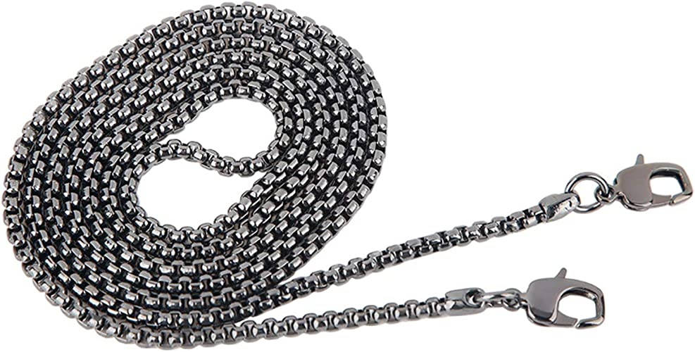 Glitter DIY Shoulder Bag Straps Aluminum Replacement Purse Chain Handbag Chain