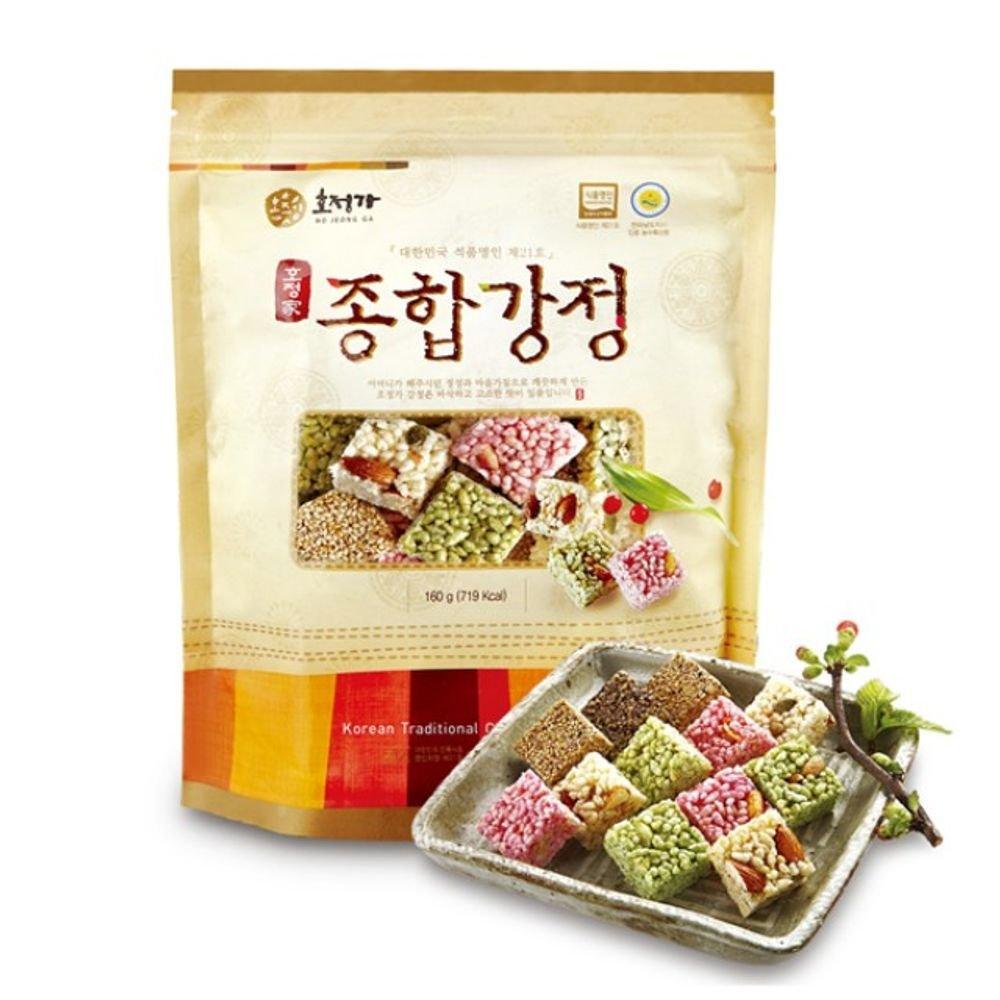 Changpyeong Assorted Rice Crunch 160G 강정