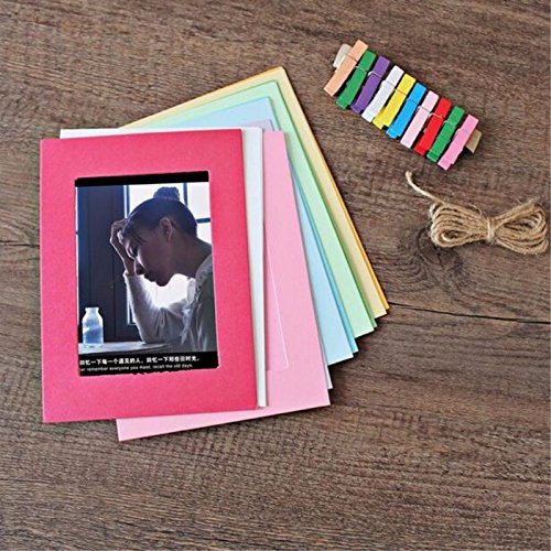 Cute Halloween Pictures Of Animals (Picture Frames Picture Frame Set - 10Pcs/lot 6 Inch DIY Wall Hanging Cute Animal Photo Frame For Pictures Cartoon Paper Pictures Flim Album Wall Picture Album -Picture Frames Set)